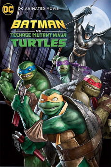 Batman vs Teenage Mutant Ninja Turtles download