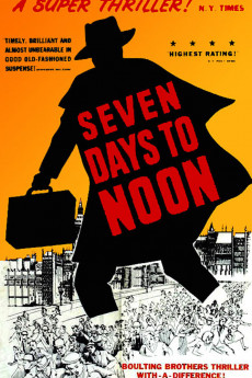 Seven Days to Noon yts torrent magnetic links