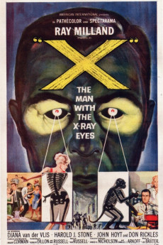 X: The Man with the X-Ray Eyes yts torrent magnetic links